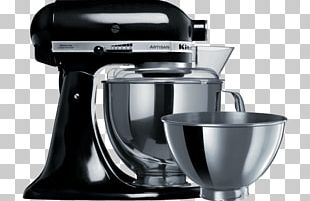 KitchenAid Artisan KSM160 Mixer Food Processor Blender PNG