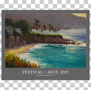 Festival Of Arts And Pageant Of The Masters Watercolor Painting Pacific Edge Gallery PNG