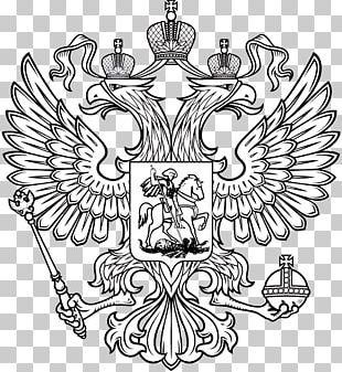 Coat Of Arms Of Russia Double-headed Eagle Flag Of Russia PNG