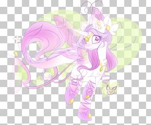 Horse Fairy Cartoon Desktop PNG