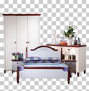 Table Bed Frame Mattress Furniture Wardrobe PNG
