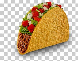 Taco Burrito Fast Food Pico De Gallo Mexican Cuisine PNG