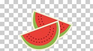 Watermelon Citrullus Lanatus Drawing Animation PNG