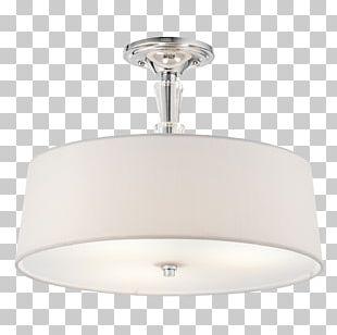 Light Fixture Lighting Kichler Crystal PNG