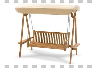 Table Chair Garden Furniture Bench PNG