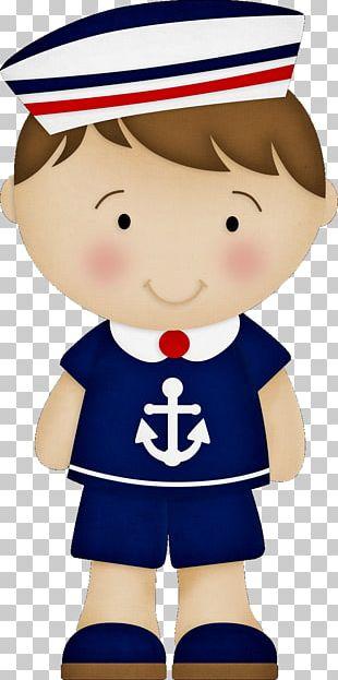 Drawing Sailor Child Infant PNG