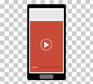 Feature Phone Smartphone Interstitial Webpage Video Advertising PNG