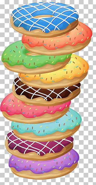 Cupcake Muffin Birthday Cake Donuts Frosting & Icing PNG