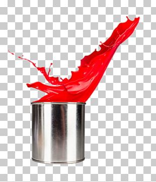Paint Stock Photography Red Can Stock Photo PNG