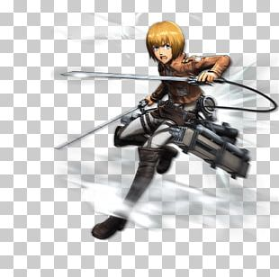 A.O.T.: Wings Of Freedom Eren Yeager PlayStation 4 Armin Arlert Attack On Titan 2 PNG