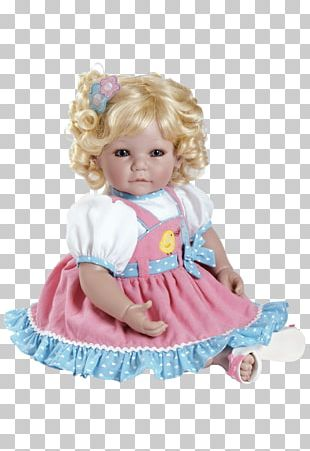 Adora Dolls Baby Doll 20-inch Cat's Meow-inch Light Blonde Hair/blue Toy Adora Pin-A-Four Seasons Reborn Doll PNG
