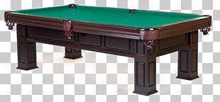 Billiard Tables Snooker Billiards Furniture PNG
