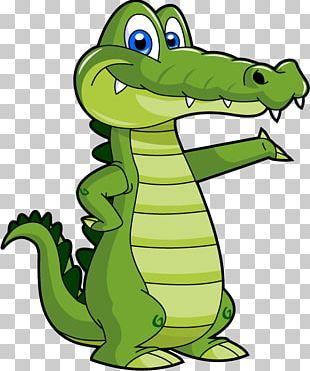 Crocodile Drawing Cartoon PNG