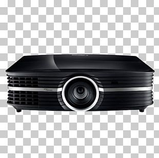 Ultra HD Blu-ray UHD65 4K Home Cinema Projector Ultra-high-definition Television 4K Resolution Optoma Corporation PNG