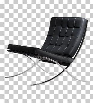 Barcelona Chair Brno Chair Chaise Longue Knoll PNG