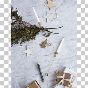 Christmas Tree Twig Christmas Ornament Candle PNG