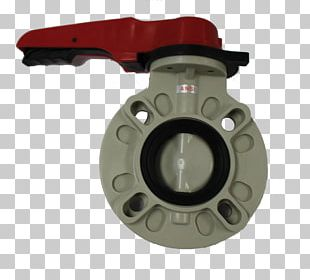Butterfly Valve Diaphragm Valve Pipe Piping PNG