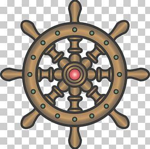 Car Ships Wheel Steering Wheel PNG