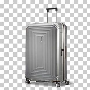 Hand Luggage Samsonite Suitcase Baggage Trolley PNG