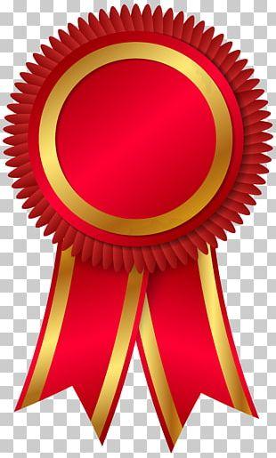 Rosette Award Ribbon PNG