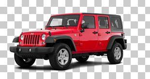 2017 Jeep Wrangler Unlimited Sahara Car General Motors PNG