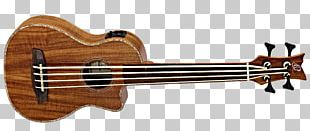 Ukulele Bass Guitar Musical Instruments Double Bass PNG