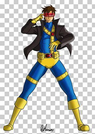 Cyclops Kitty Pryde Mystique Cartoon X-Men PNG