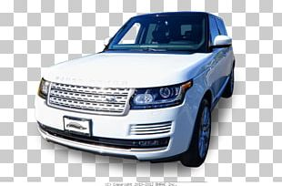 Range Rover Compact Sport Utility Vehicle Compact Car PNG