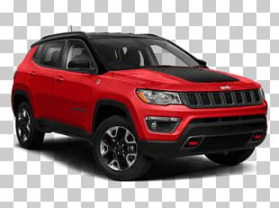 2018 Jeep Compass Trailhawk Chrysler Sport Utility Vehicle Dodge PNG