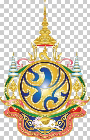 Bangkok Monarchy Of Thailand Majesty Royal Family Crest PNG