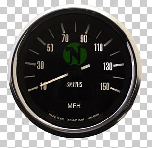 Car Tachometer Speedometer Motorcycle BSA Gold Star PNG
