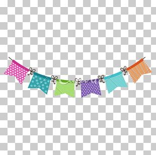Party Birthday Garland Christmas PNG