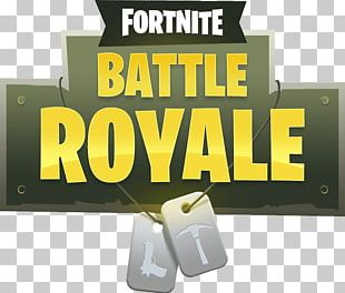 Fortnite Battle Royale Font Logo Battle Royale Game PNG