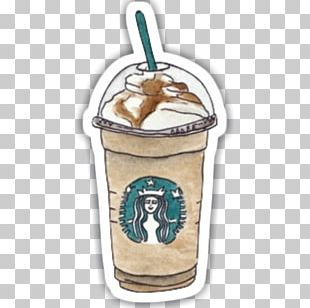 Iced Coffee Starbucks Emoji Hot Chocolate PNG