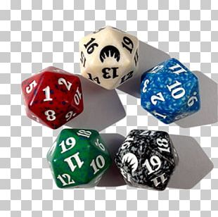 Magic: The Gathering D20 System Dice Playing Card Collectible Card Game PNG