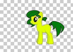 Pony Horse Ekvestrio Character PNG