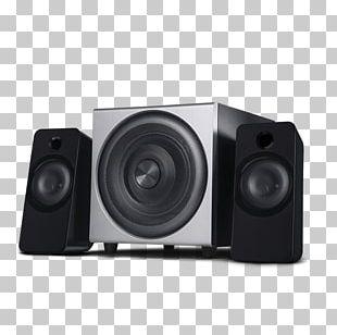 Subwoofer Computer Speakers Loudspeaker Enclosure Laptop Multilaser PNG