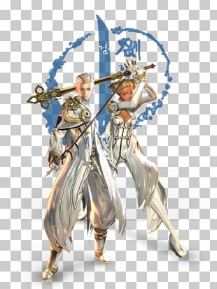 Blade & Soul YouTube Sword Combo PNG