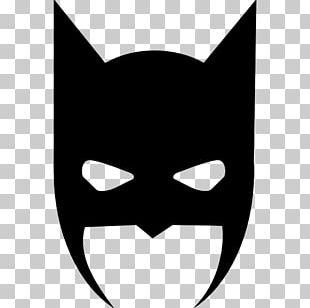 Batman Mask Robin Superhero PNG
