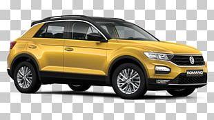 Volkswagen Tiguan Car Sport Utility Vehicle Volkswagen Golf PNG
