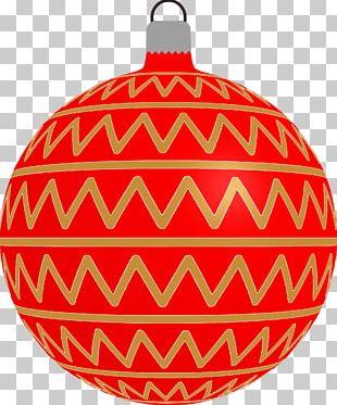 Christmas Ornament Bombka Pattern PNG