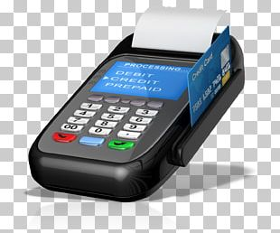 Point Of Sale Payment Terminal Sales Credit Card PNG
