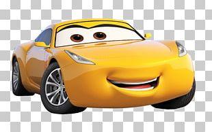 Lightning McQueen Mater Cruz Ramirez Jackson Storm Car PNG