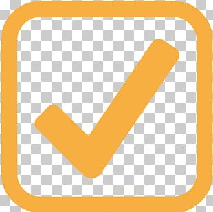 Checkbox Computer Icons Check Mark Button PNG