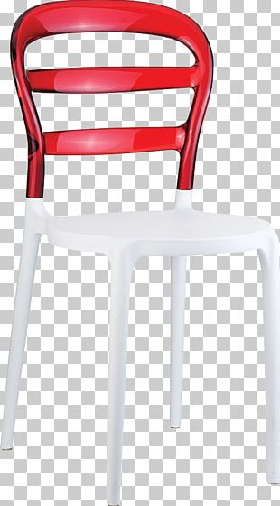 Table Chair Furniture Plastic Dining Room PNG