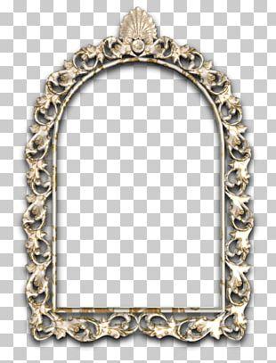 01504 Frames Oval PNG