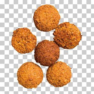 Falafel Mediterranean Cuisine Vegetarian Cuisine Fast Food Meatball PNG