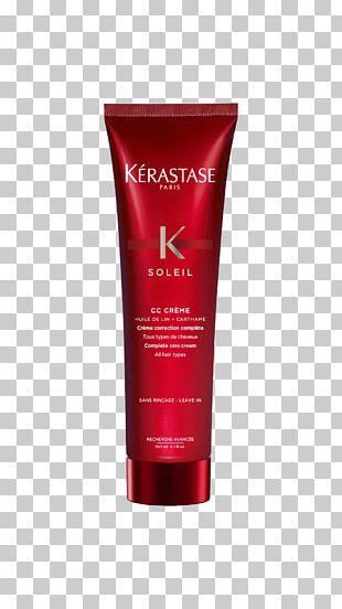 Sunscreen Kérastase CC Cream Hair Care PNG