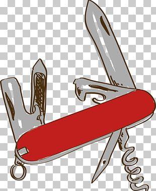 Switzerland Swiss Army Knife Pocketknife PNG