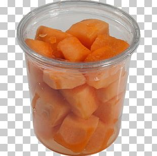 Fruit Cup Organic Food Fruit Salad Cantaloupe PNG